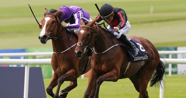 Jet Setting stuns Aidan O'Brien's Minding to land 1,000 Guineas