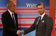 Far-right candidate narrowly defeated in Austrian presidential election
