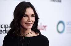 Courteney Cox is coming to Ireland, possibly to drink her own wee... The Dredge