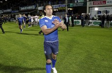 Back three boost for Leinster as Nacewa gets all clear, Kearney returns to training