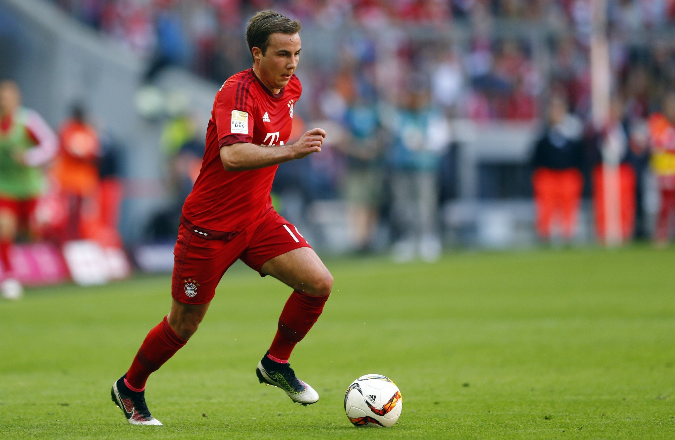 Major blow for Liverpool as top tar Mario Gotze looks set to