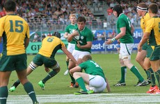 Ex-Ireland U20 hooker in England Saxons squad but Ashton misses out