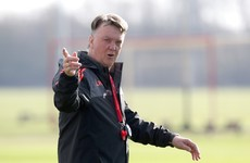 From sex-masochism to squeezing his ass, Louis van Gaal gave us plenty of entertainment