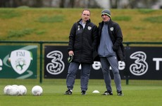 O'Neill on end to Roy Keane-Celtic speculation, sports psychologists and his love of Meryl Streep
