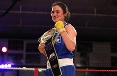Kellie Harrington secures AT LEAST a bronze medal with quarter-final win at World Champs