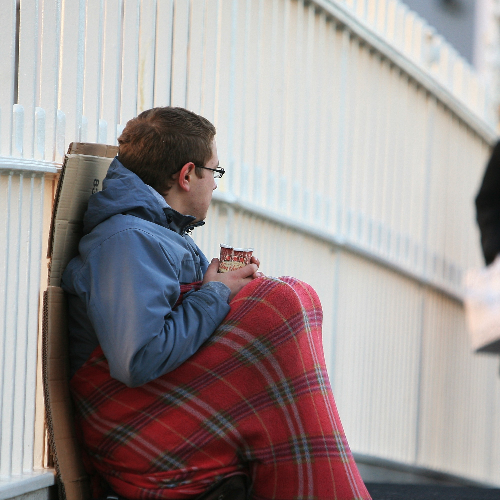 Homeless children staying in adult hostels to 'avoid risk of sleeping rough'