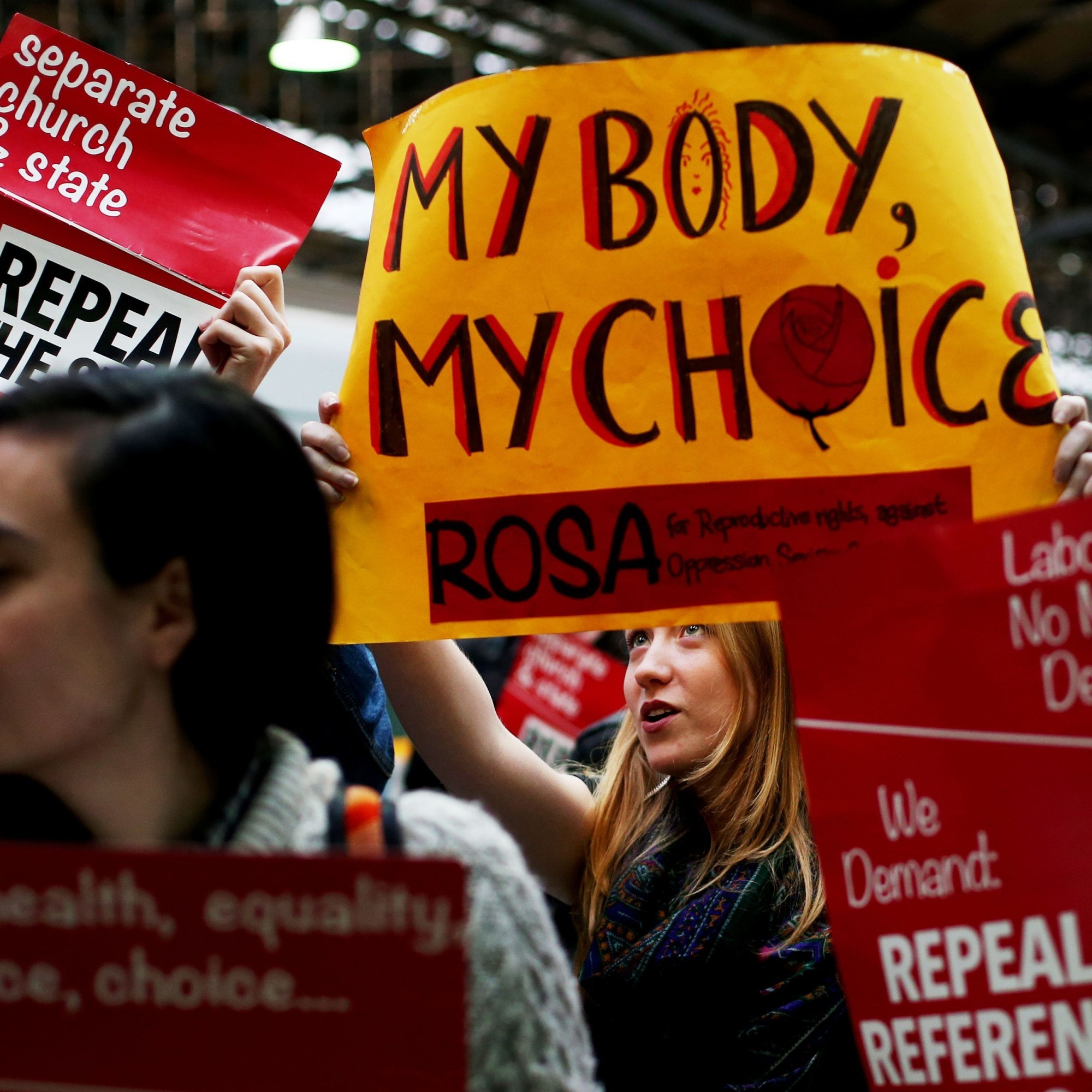 Women walk into Derry police station in connection with procuring abortion pills