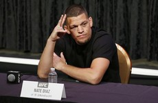 Diaz: 'This Mayweather sh*t is a publicity stunt to hide the fact that he got his ass whooped'