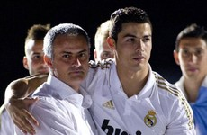 Ronaldo: I hope Mourinho brings back United's identity