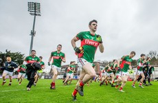 No Diarmuid O'Connor, but Mayo name experienced side for London trip