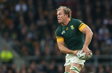 Schalk Burger to miss South Africa's summer Tests against Ireland