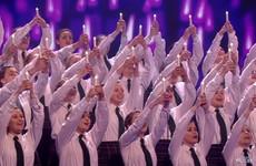 That Kilkenny school choir wowed everyone again on Britain's Got Talent last night