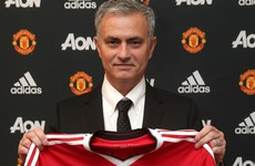 Simply the best! Jose Mourinho has (finally) been confirmed as Man United manager