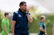 Pat Lam names Connacht side aiming to deliver the Guinness Pro12 title