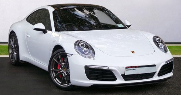 Dream car of the week: Porsche 911 Carrera S Coupe