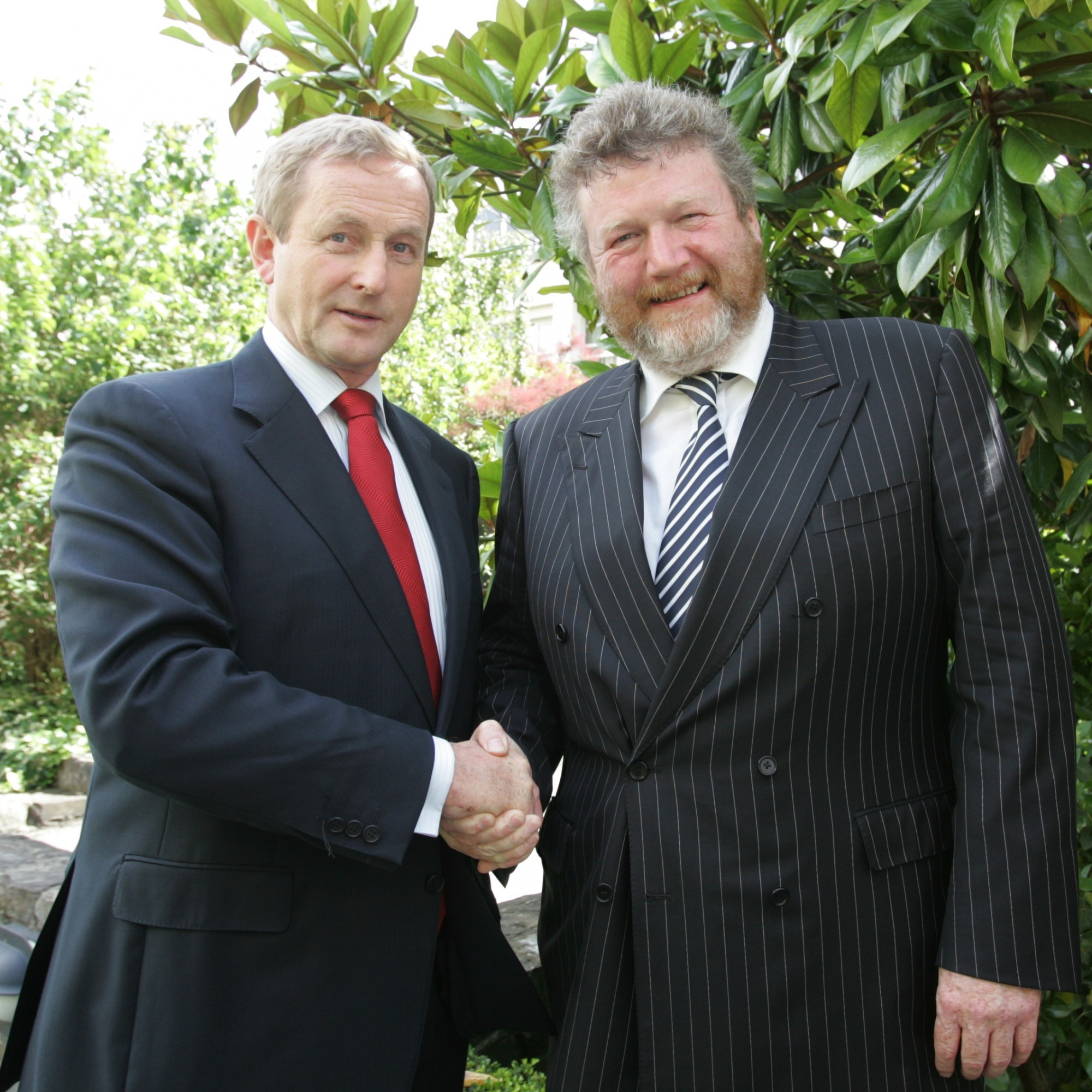 """James Reilly """"honoured"""" to join Seanad he once called """"very undemocratic"""" and with """"no power"""""""