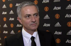 'I think I prefer to forget the past 3 years': Mourinho's first interview as Man United boss