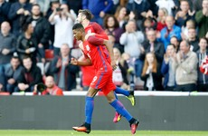 Euros bolter? Rashford puts himself in England contention with goal on debut