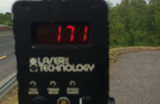 Hundreds of excessive speeders caught by gardaí on 'Slow Down Day'