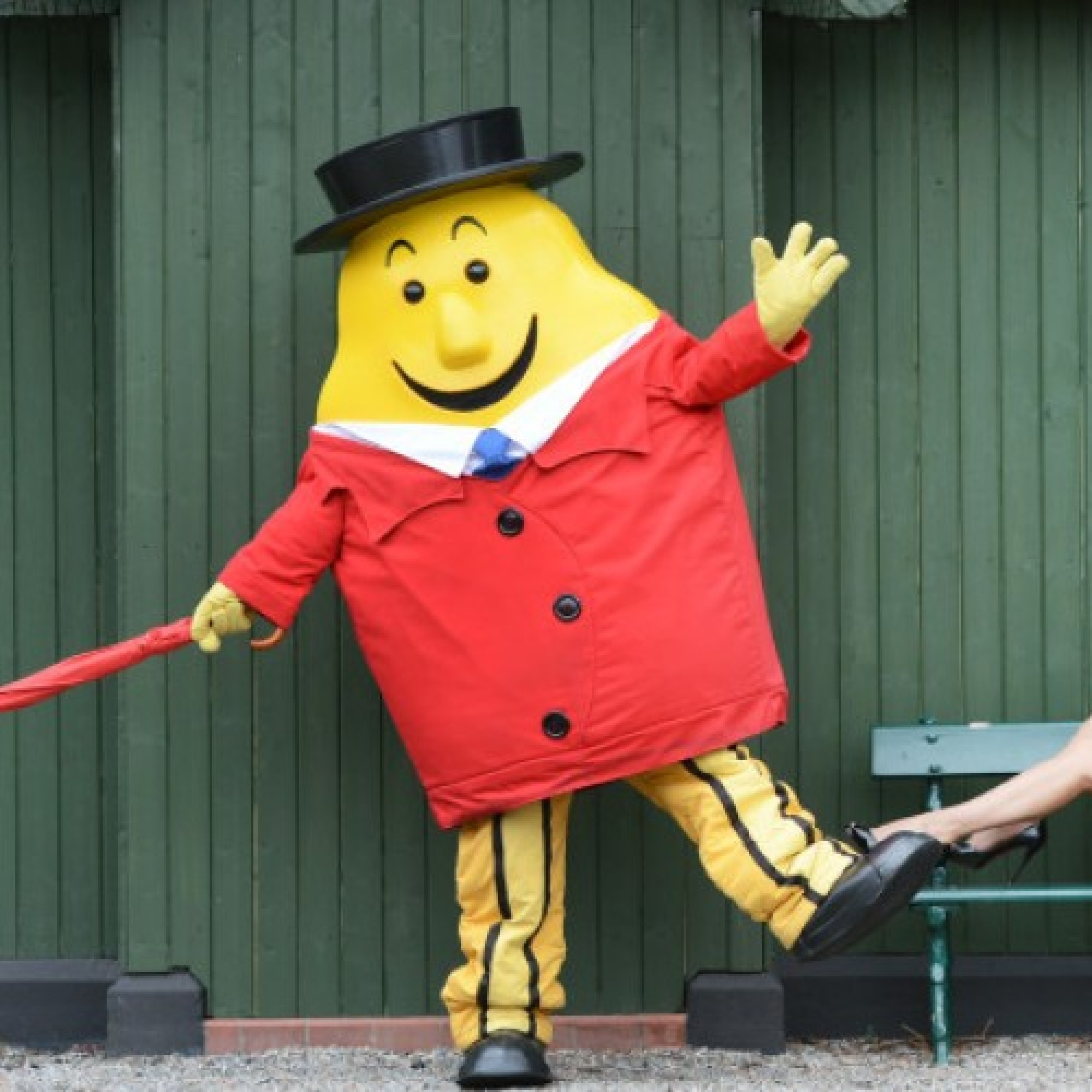 Let's settle this once and for all - Mr Tayto is a potato, not a giant crisp