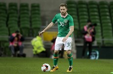 Ireland midfielder Judge warned by FA after committing anti-doping violation