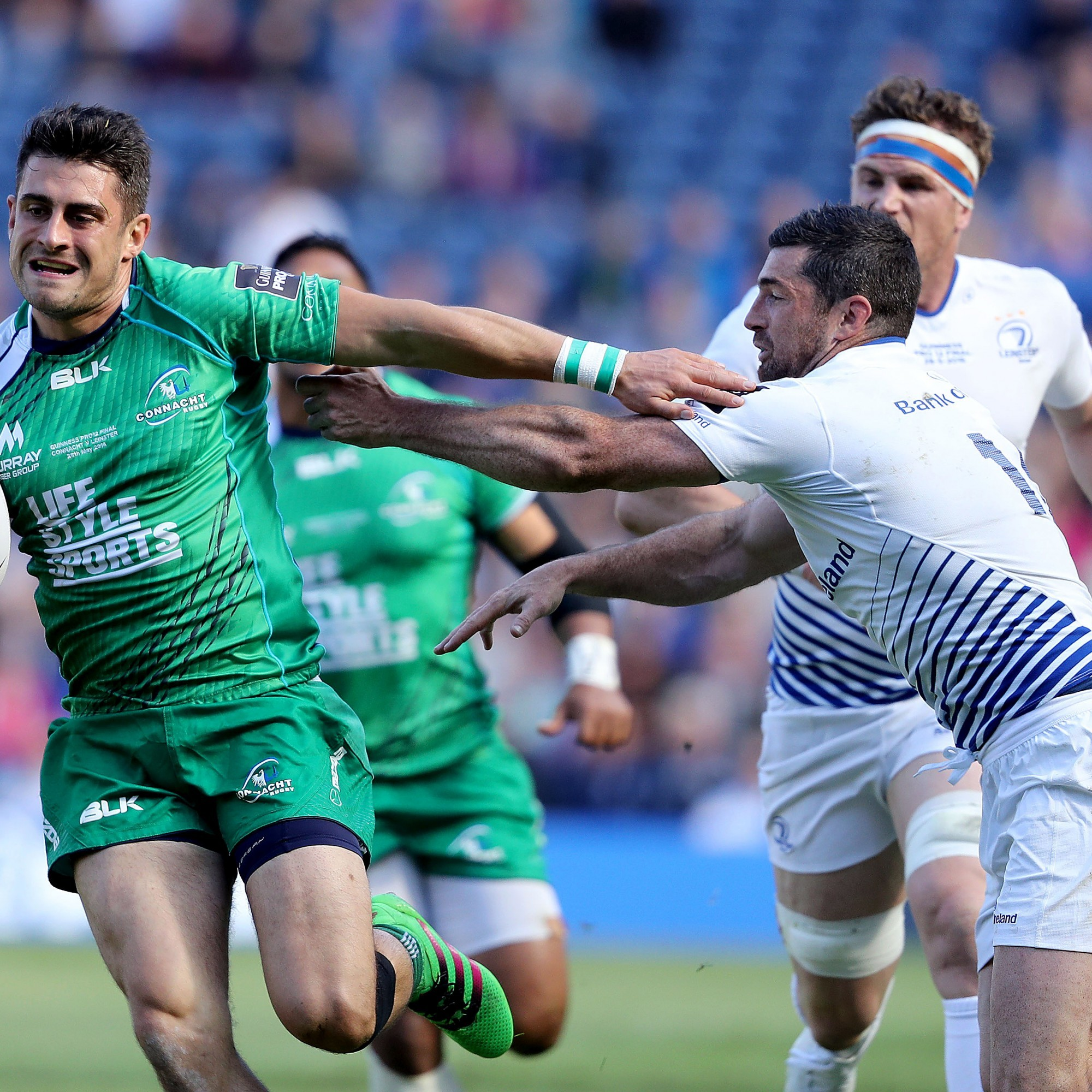 As it happened: Connacht v Leinster, Guinness Pro12 final
