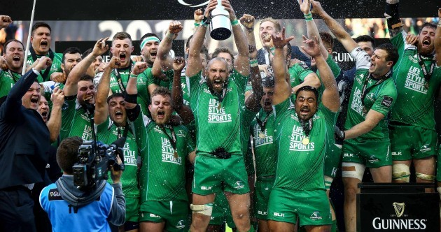 Lam's brilliant Connacht earn first-ever trophy with stunning win over Leinster