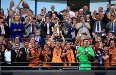 Hull are heading back to the Premier League as brilliant Westwood undone by Diame strike