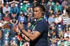 'It's realistic' - Pat Lam targets back-to-back Pro12 titles for Connacht