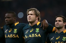 New South Africa coach names squad for Ireland series, includes 9 uncapped players