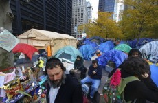 Occupy Wall Street protesters forced out of Zucotti Park in New York