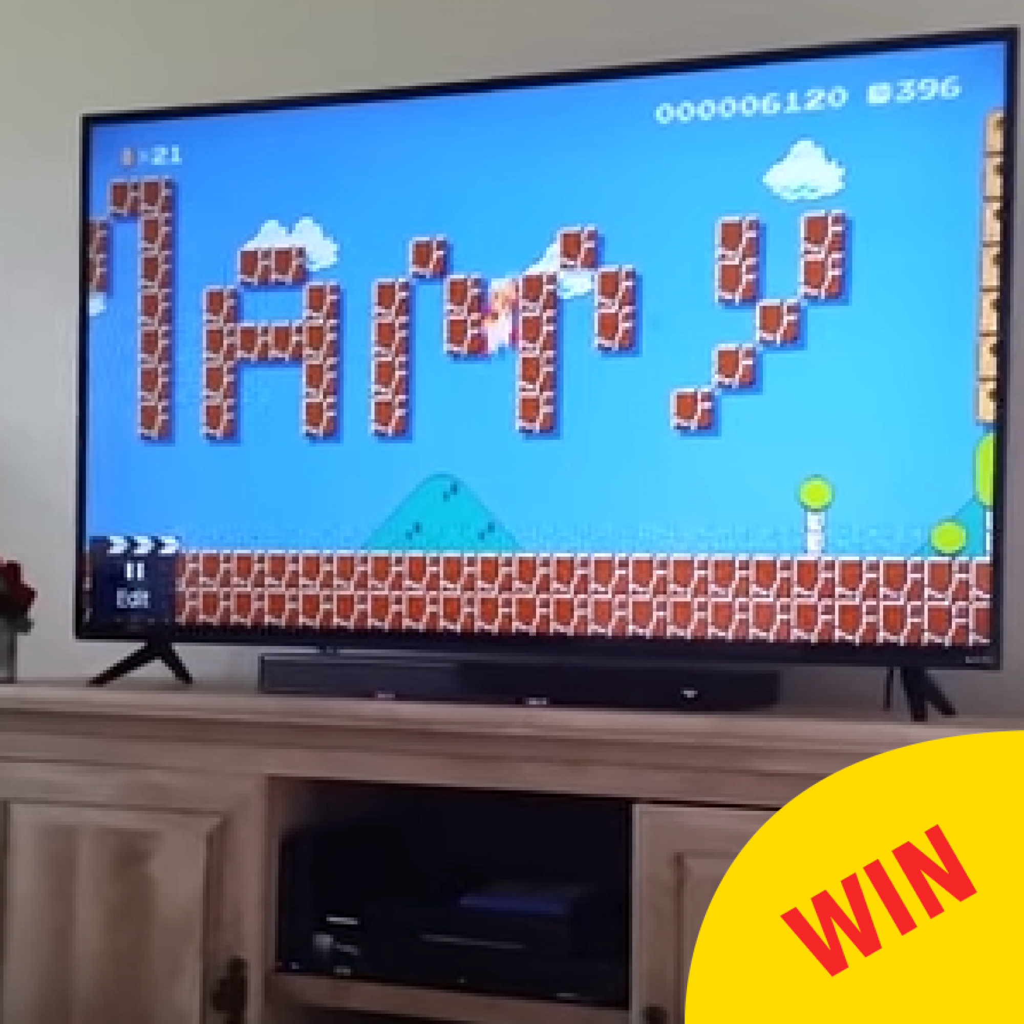 This guy proposed to his girlfriend in Super Mario Bros and it was joyous