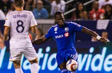 Goalkeeping blunder from Drogba's added-time free-kick ends LA Galaxy's unbeaten run