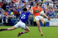 Seanie Johnston points the way as Cavan ease past Armagh