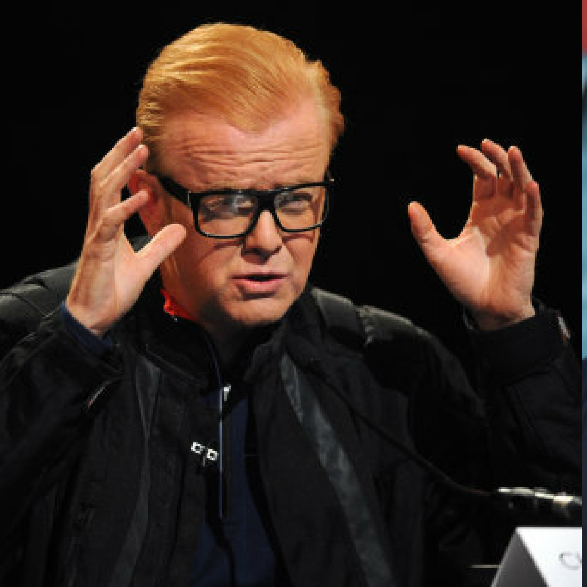 People are tweeting the wrong Chris Evans giving out about Top Gear