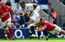 England call in Burrell to replace injured Tuilagi for Australia tour