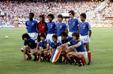 The retro Euro teams we loved: France, 1984