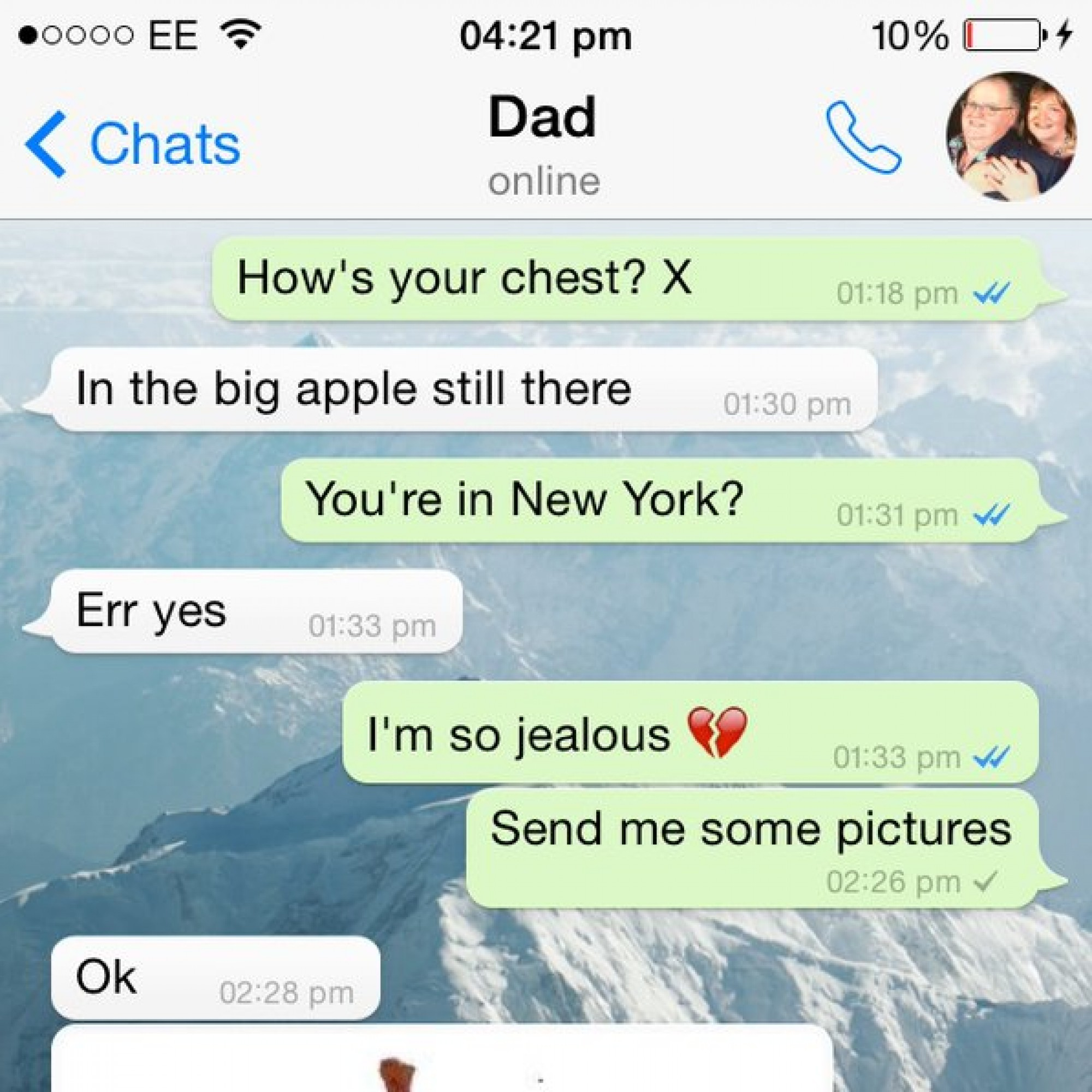 15 of the most Dad things to ever happen