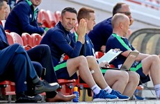 Ireland captain Keane a doubt for Euro 2016 after picking up injury in training