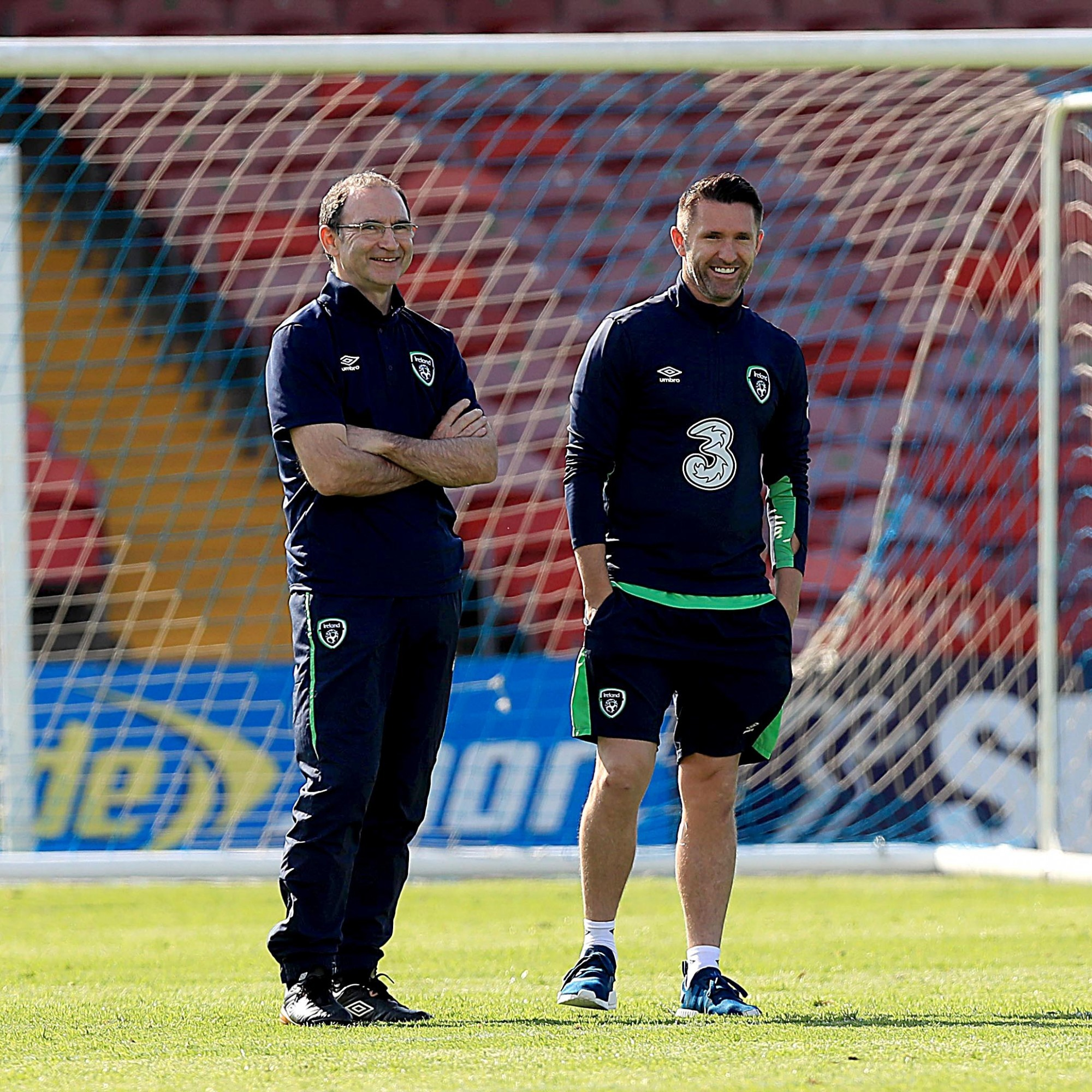 Should Robbie Keane be brought to Euro 2016?