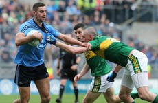 James McCarthy raring to go on first Dublin road trip