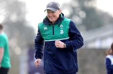 IRFU want to keep Schmidt until 2019 but have back-up plan in place