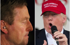 Enda's take on Donald Trump? 'Racist and dangerous'