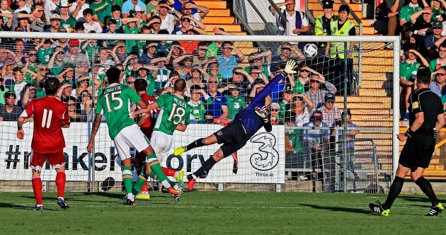 As it happened: Ireland v Belarus, Euro 2016 warm-up