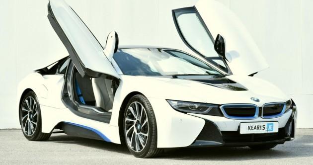 Dream car of the week: BMW i8