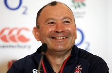 Beers on the backburner for Eddie Jones and his 'mate' Cheika