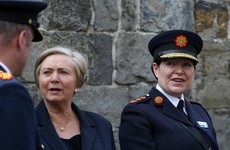 Frances Fitzgerald says gardaí will 'go after drug dealers who flaunt their assets'