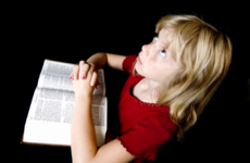 'She's coming home singing Ave Maria': Religion from the back of the classroom