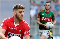 Cork and Mayo footballers in opposition camps for hurling final in Croke Park next Saturday