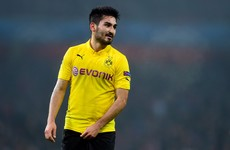 Man City make Dortmund's Ilkay Gundogan Pep's first signing